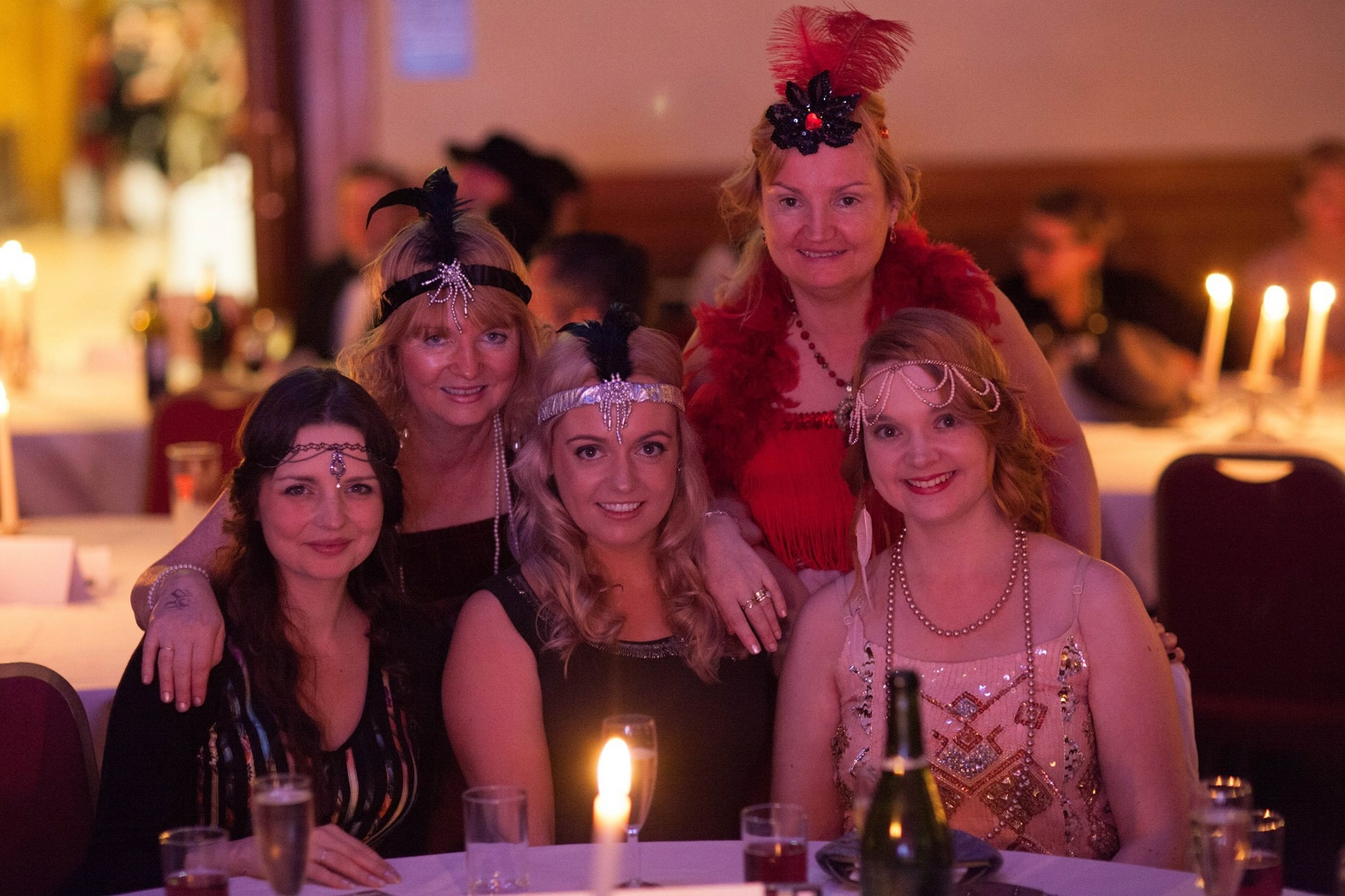 The Gatsby Club 'Winter Ball' & Final Farewell