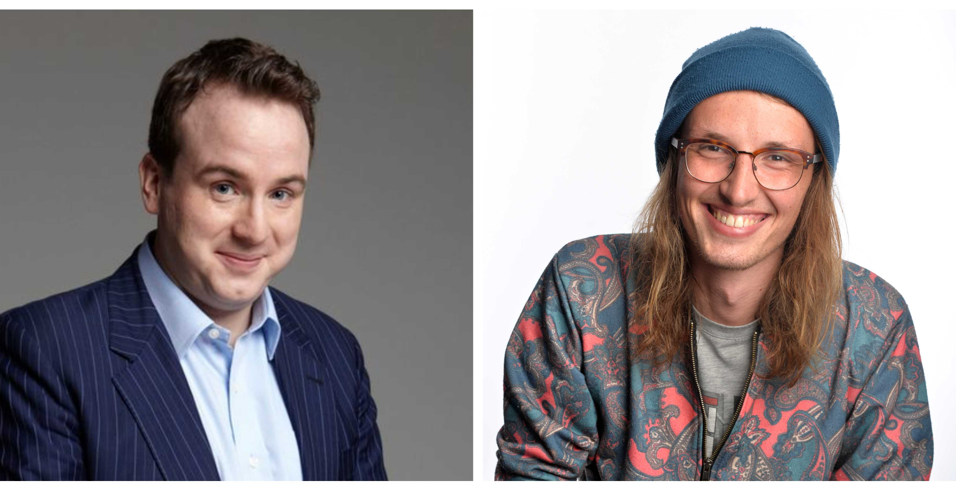 Good Ship Comedy presents Matt Forde and Andy Field