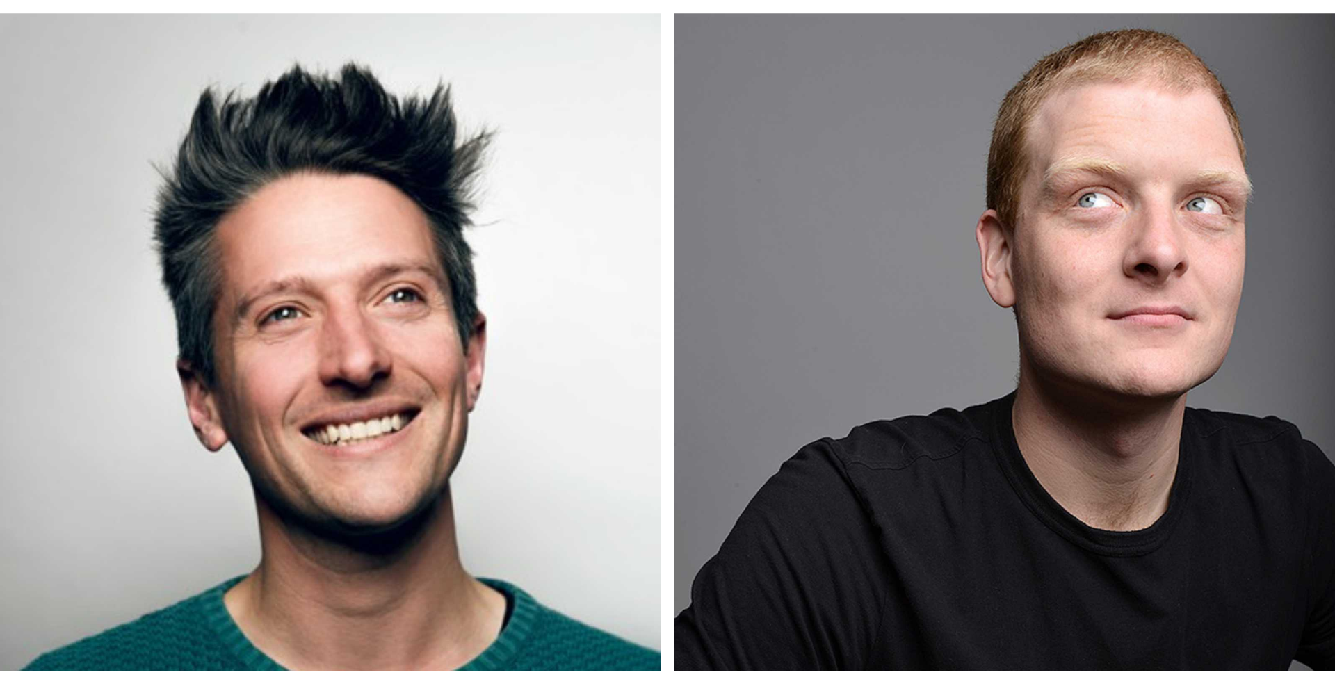 Good Ship Comedy presents Stuart Goldsmith and John Hastings