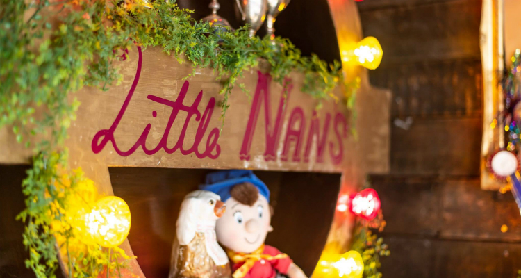 Little Nan's Fitzrovia London Restaurant Review