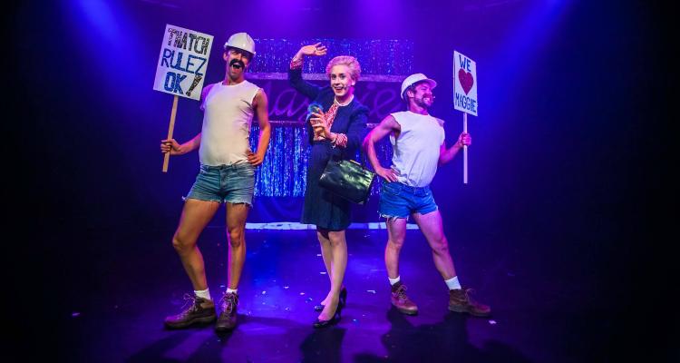 Margaret Thatcher Queen Of Soho Club Night Edinburgh Fringe