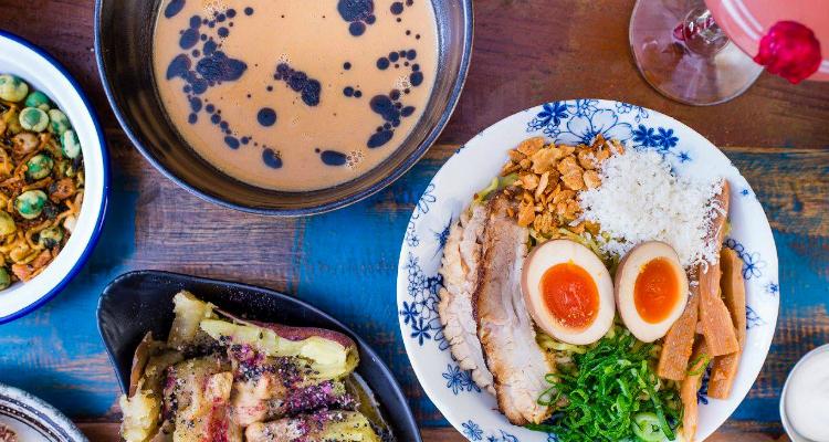 Nanban Brixton Food Review