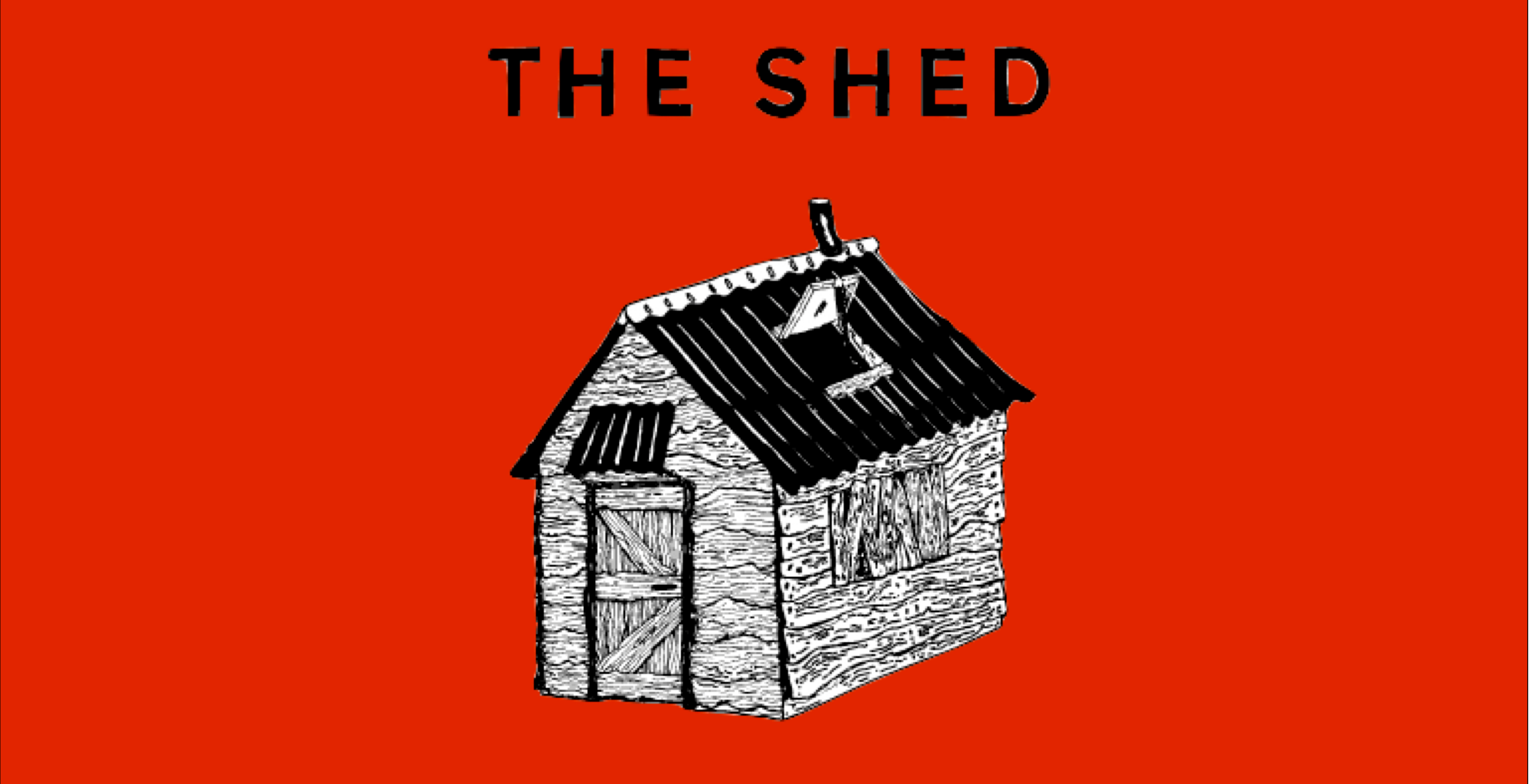 The Shed with Harry Diplock