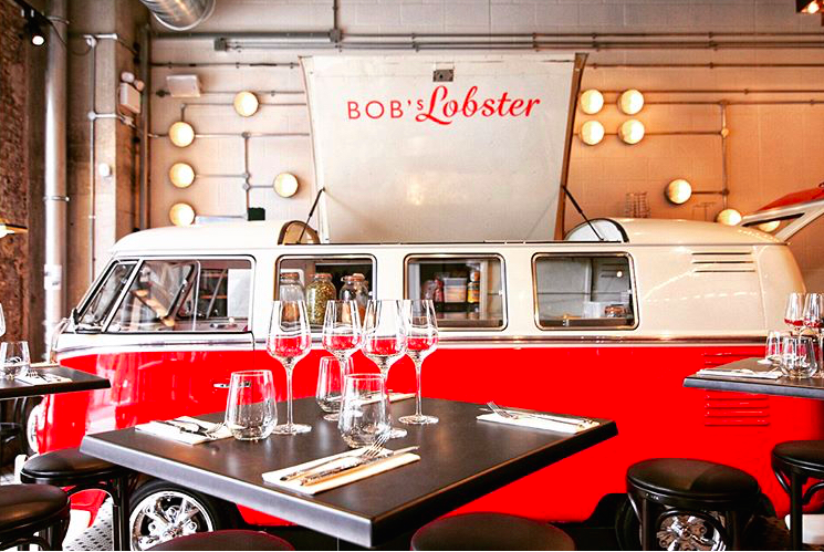 Bob S Lobster Wine Bar Amp Kitchen London Restaurant