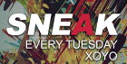 Sneak | Every Tuesday at XOYO