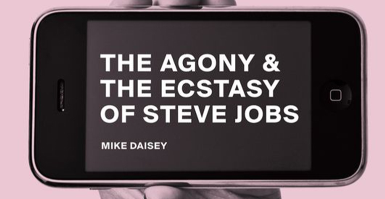 The Agony & the Ecstasy of Steve Jobs