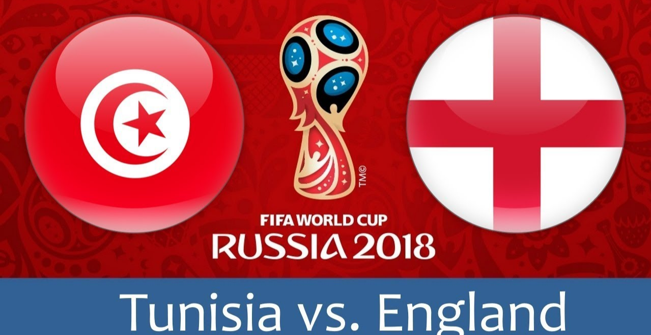fbe6e216660 Tunisia v England (FIFA WORLD CUP 2018)  LLC