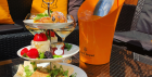 Veuve Clicquot Rich: Rooftop Afternoon Tea