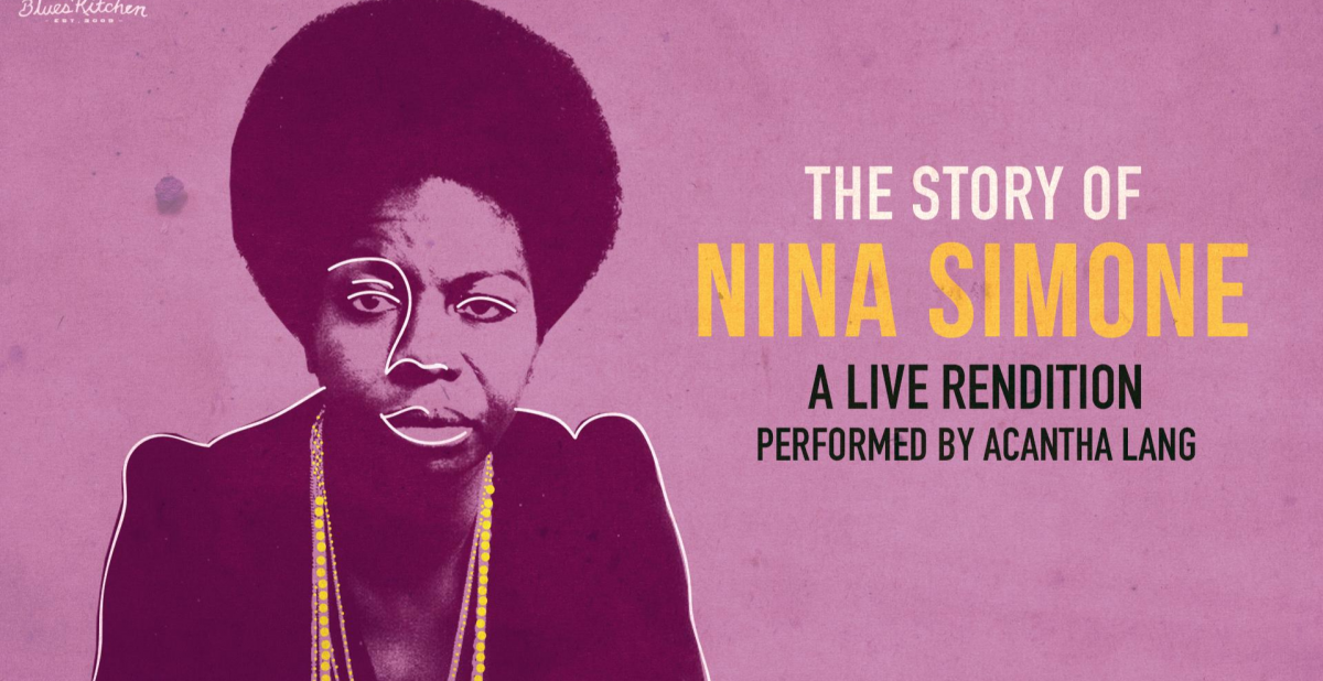 The Story of Nina Simone: A Live Rendition by Acantha Lang