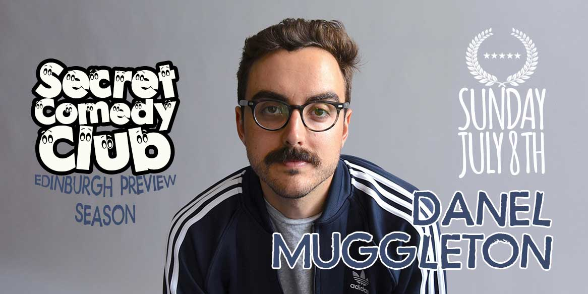Edinburgh Fringe Festival Preview Season at The Secret Comedy Club