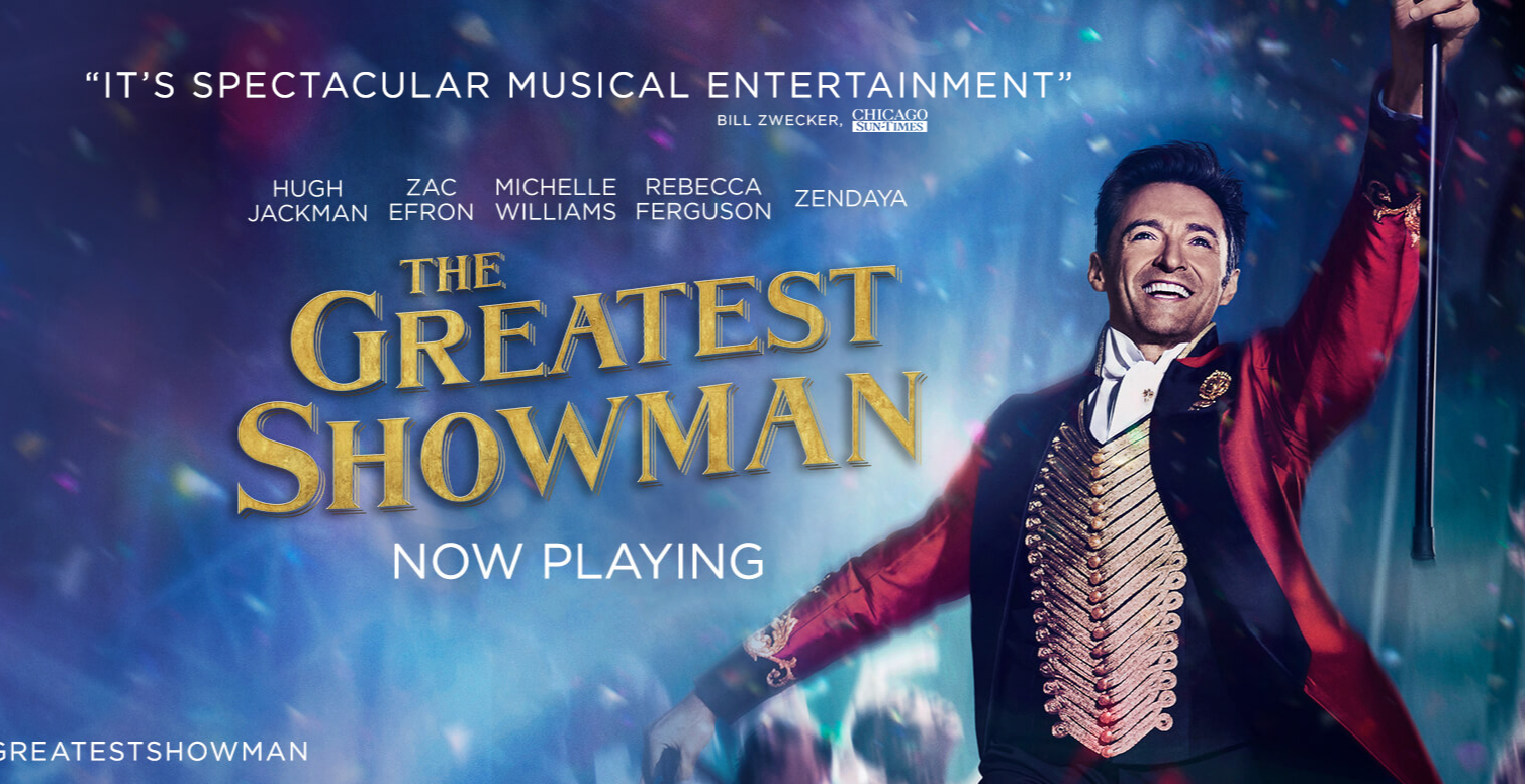 The Greatest Showman - Upminster