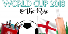 World Cup 2018 at The Rose