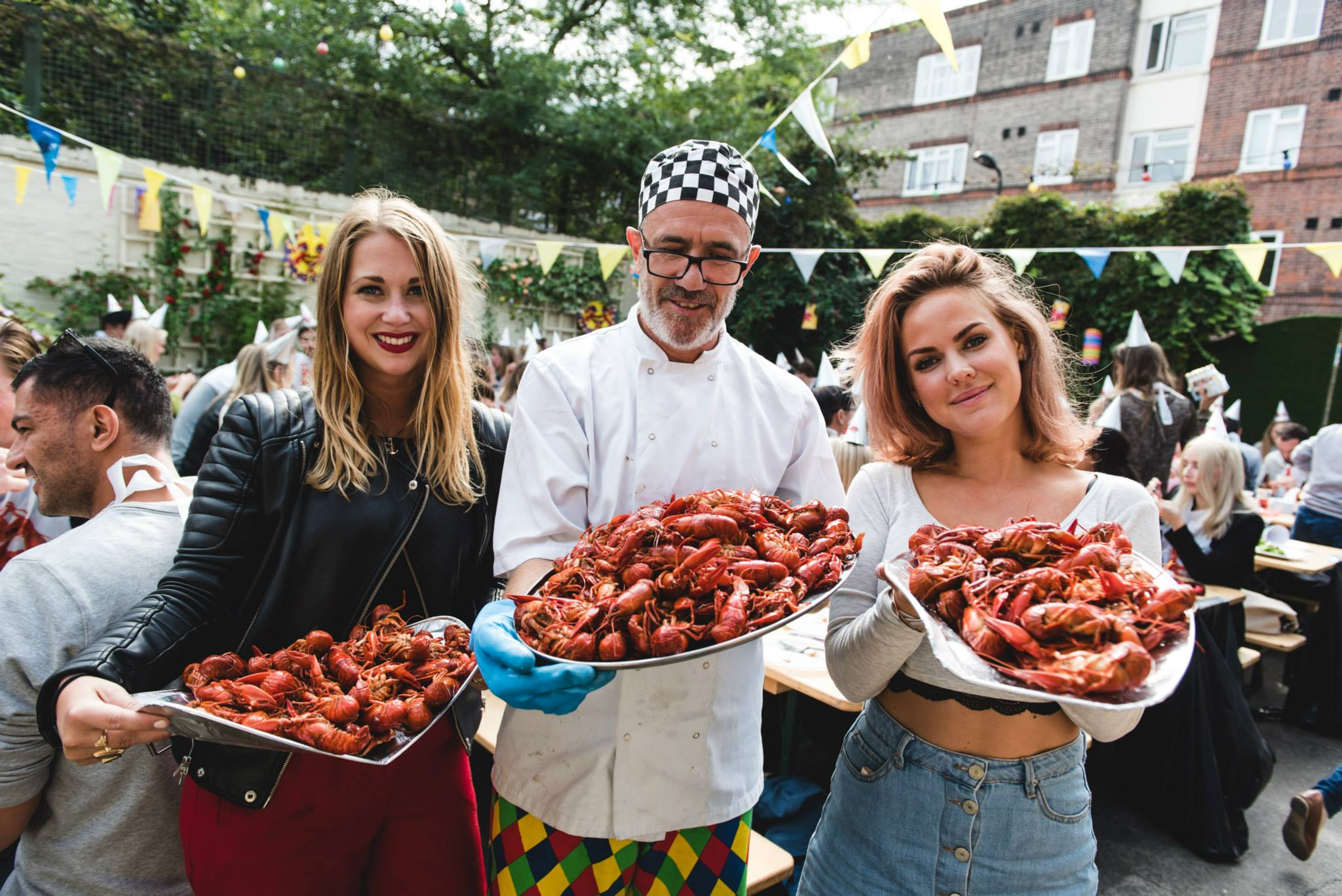 LondonSwedes' Crayfish Festival
