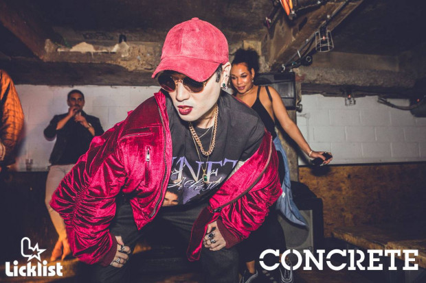 DOWNLOW LIVE - Shoreditch's Biggest Hip Hop, Trap & Rap Party