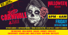 Twisted Carnivale - Halloween Special