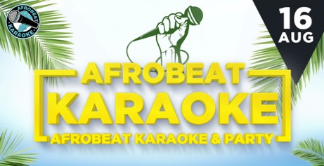 Afrobeat Karaoke & Party - Summer Edition
