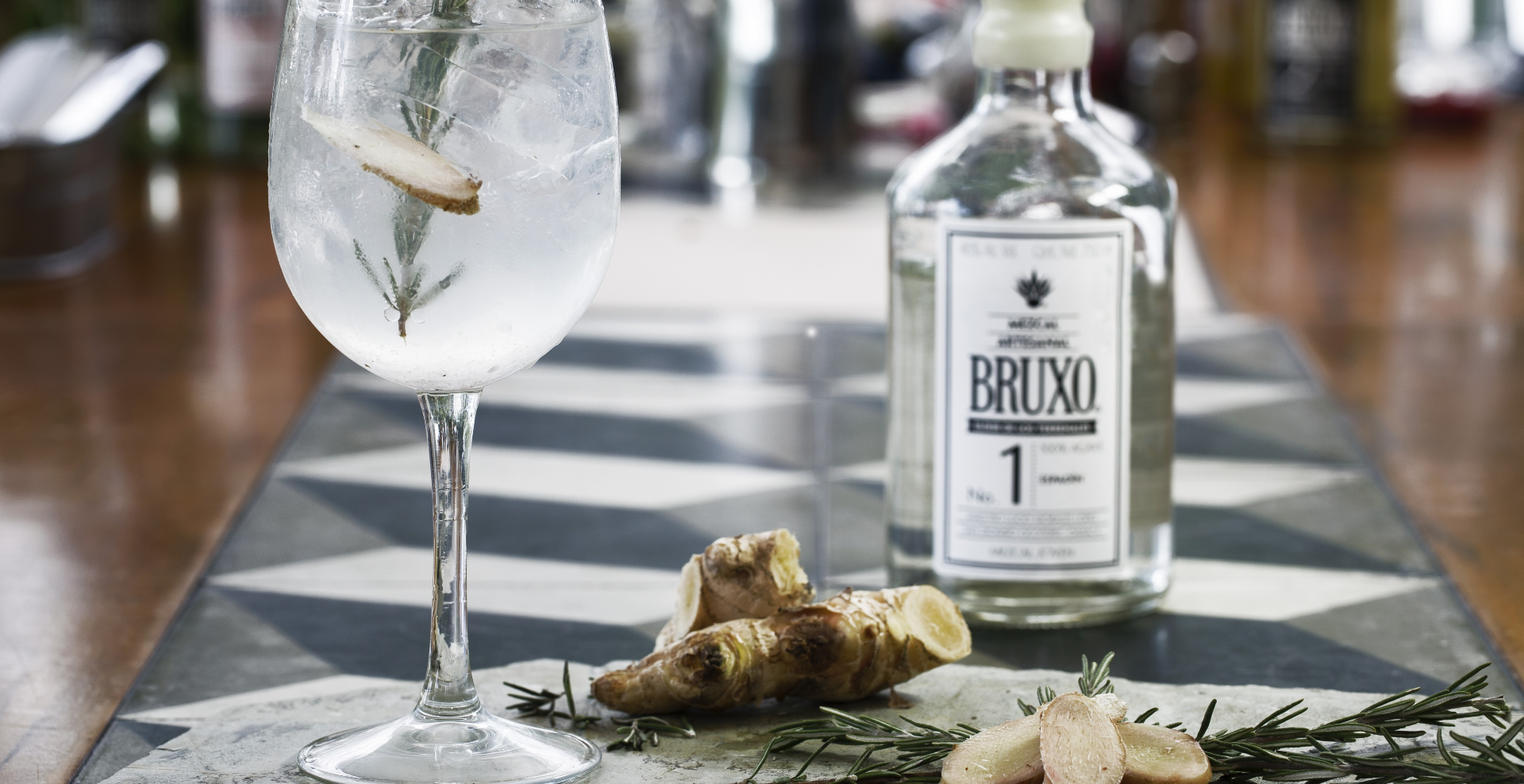 Alchemy with Bruxo Mezcal