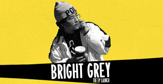 Chasin Fridays & LGN Events: Bright Grey EP Launch