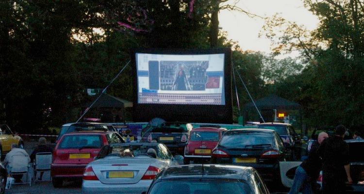 Cinestock Brighton Pop-Up
