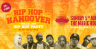 Nocturnal **Hip Hop Hangover All day party**