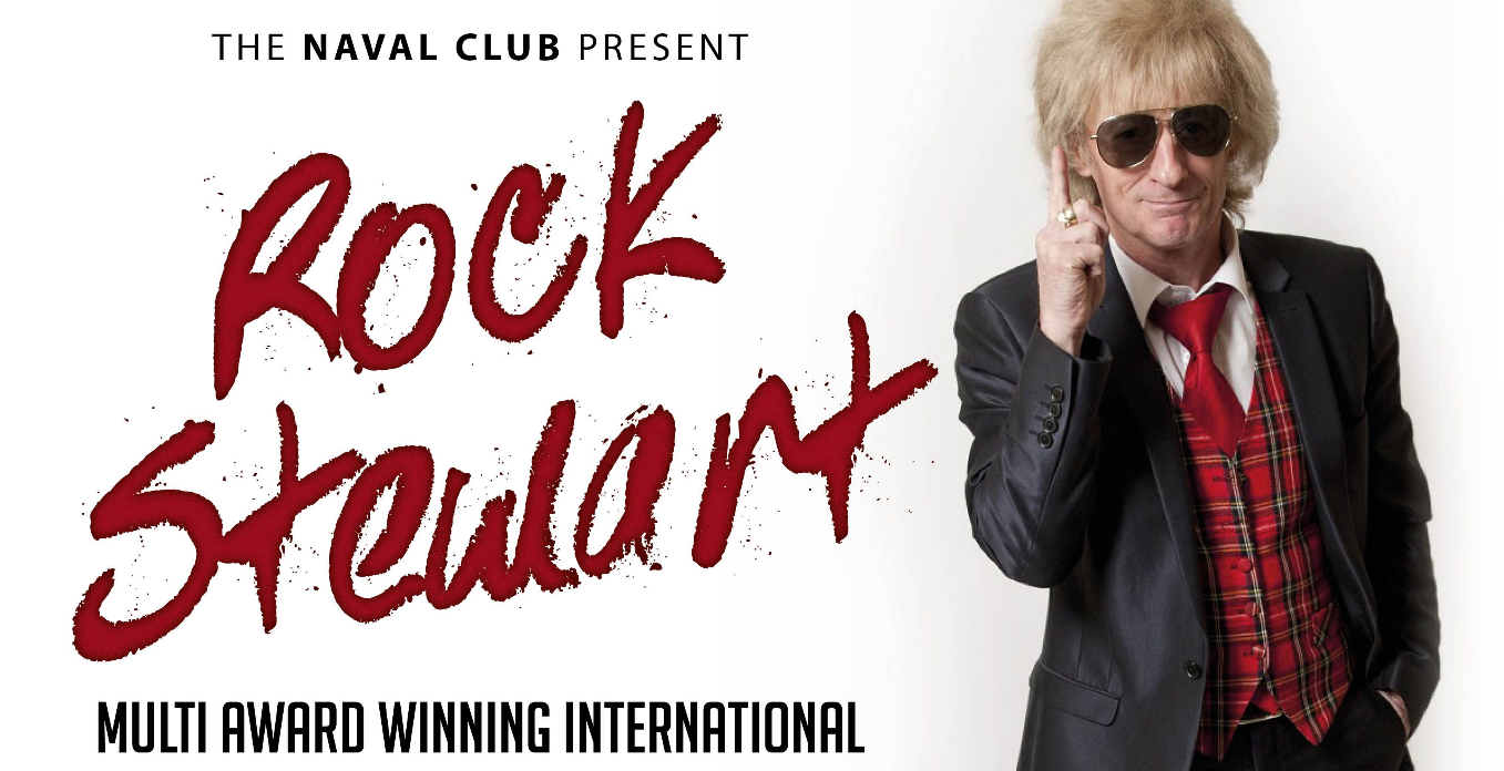 Ultimate Rod Stewart Tribute - Rock Stewart