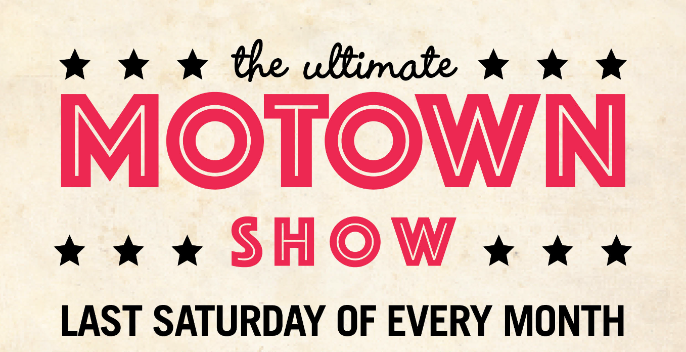 Ultimate Soul & Motown Show - Swing & Soul Duo plus Lewis Jackson