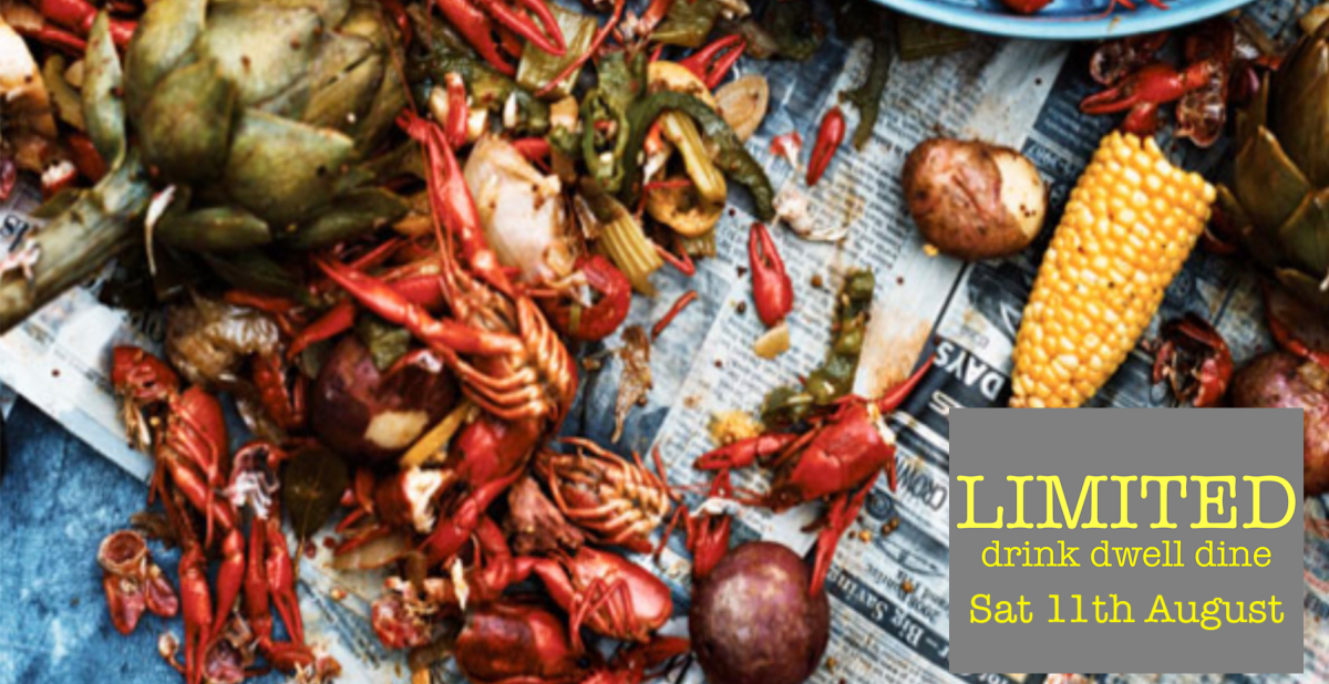 All You Can Eat Crayfish Boil