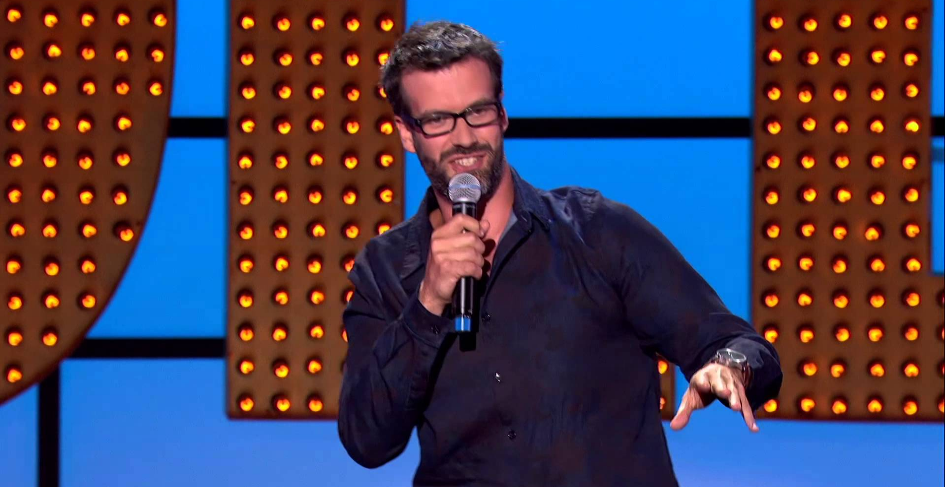 Red Imp Comedy previews presents Marcus Brigstocke