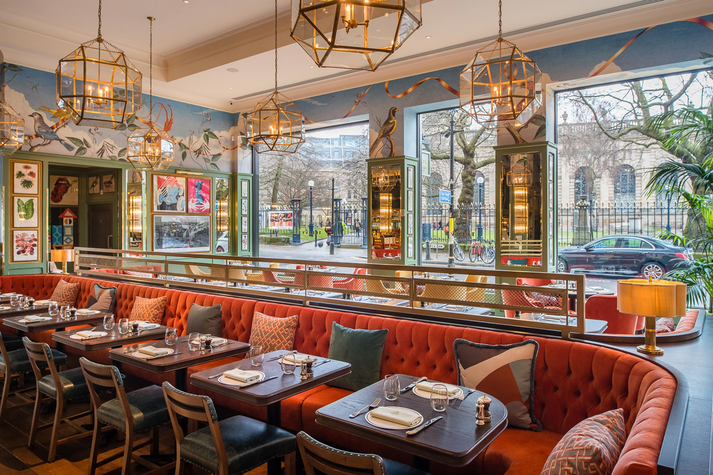 The ivy birmingham brasserie city centre birmingham - Ivy interior design software reviews ...