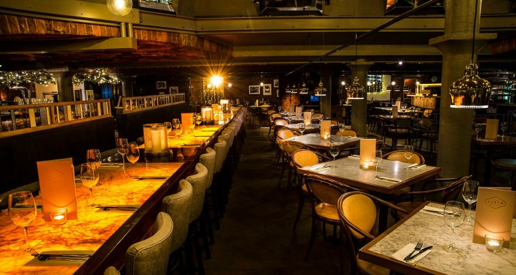 Gusto Liverpool Restaurant Review