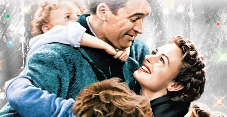 Festive Film & Fizz - It's a Wonderful Life