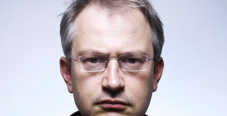 Red Imp Comedy previews presents Robin Ince