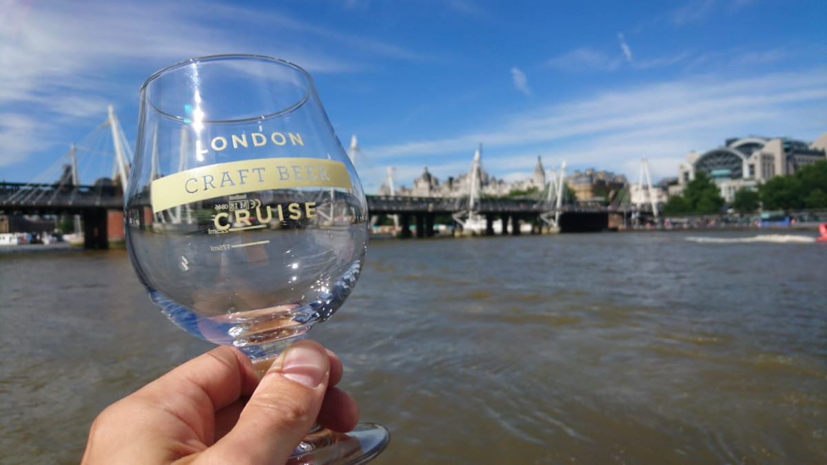 London Craft Beer Cruise - October 6th