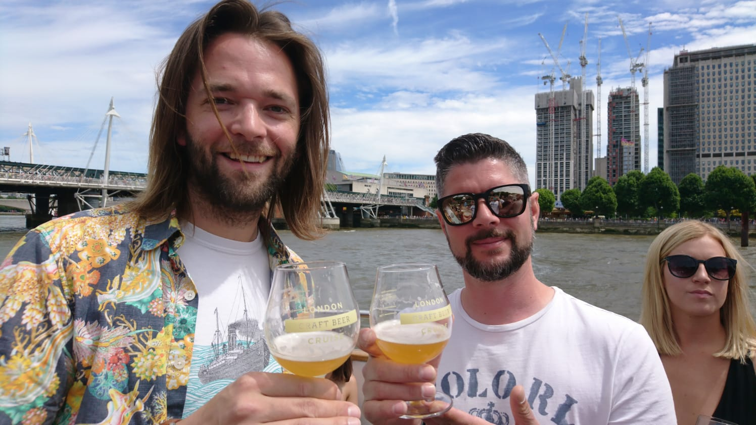 London Craft Beer Cruise May 11th
