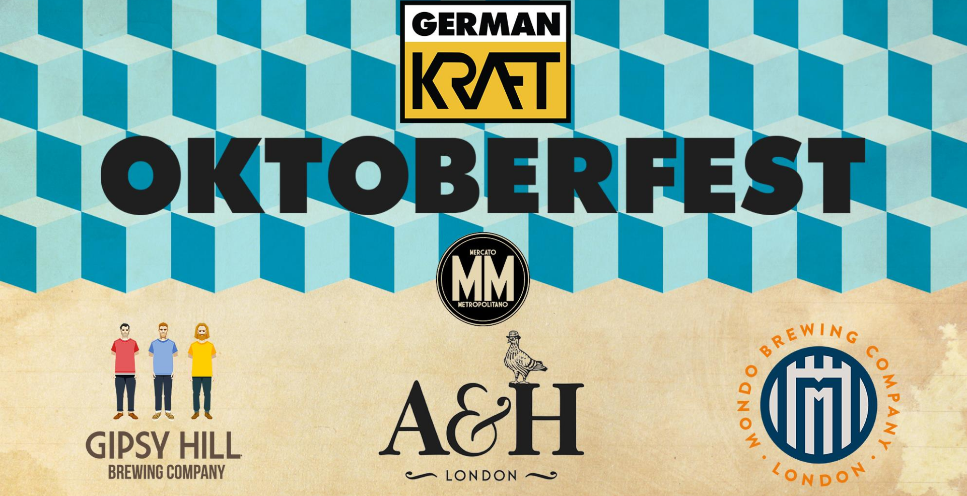 German Kraft & Friends - Oktoberfest
