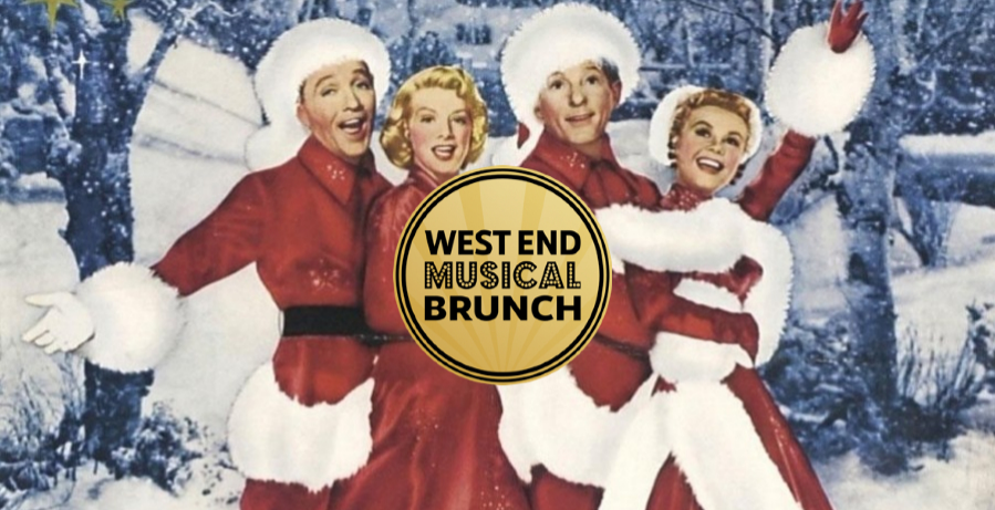 WEST END MUSICAL BRUNCH. CHRISTMAS SPECIAL!