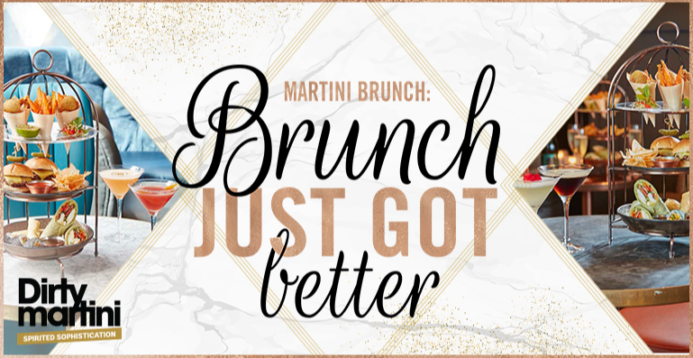 Martini Brunch
