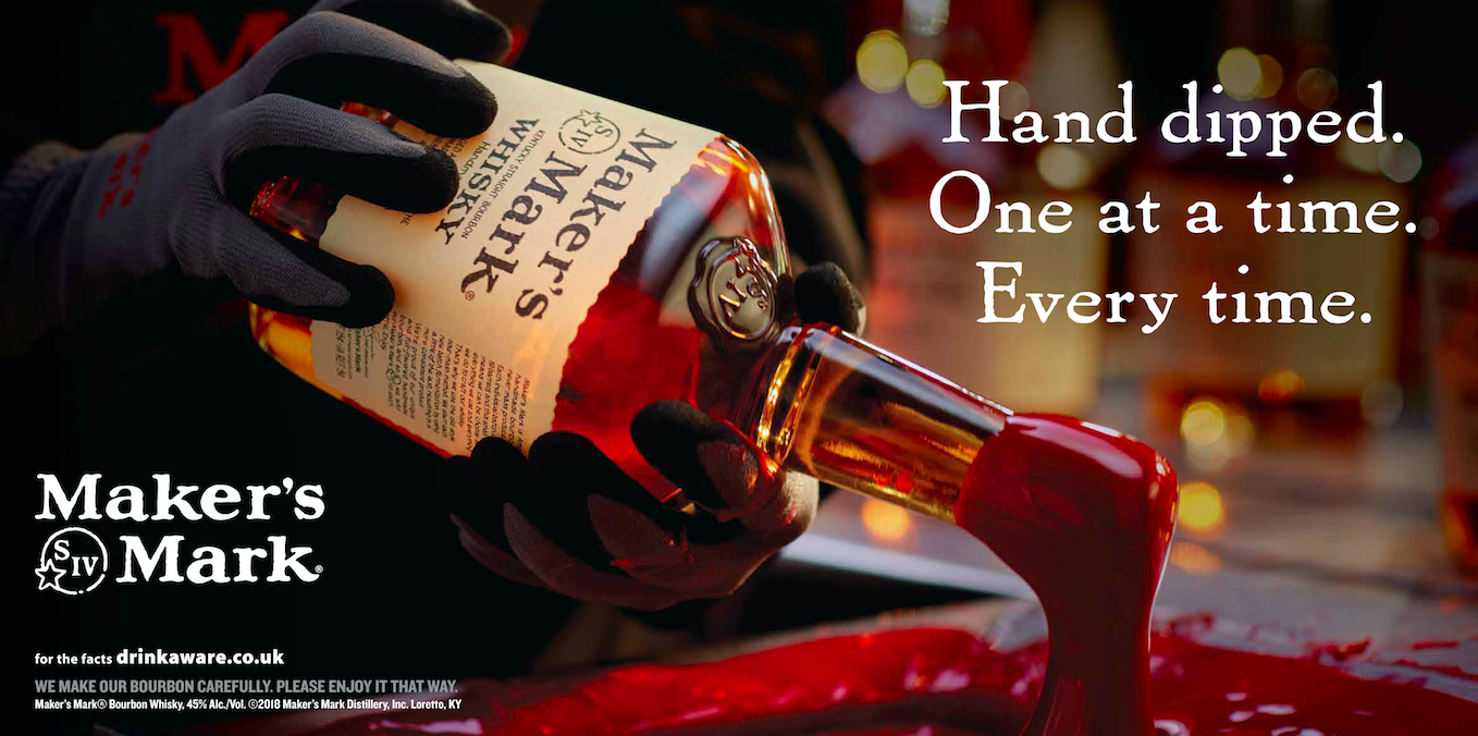 Maker's Mark Bourbon presents 'Make Your Mark'
