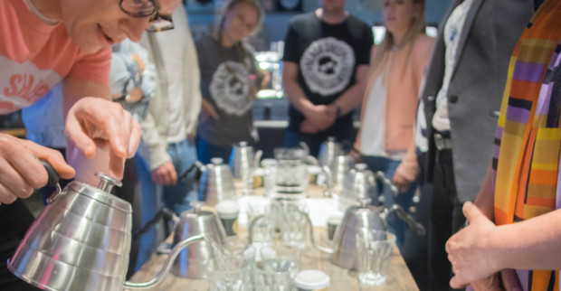 Unique and Fun Coffee Masterclass