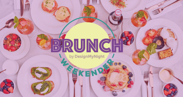 DesignMyNight Brunch Weekender 2018