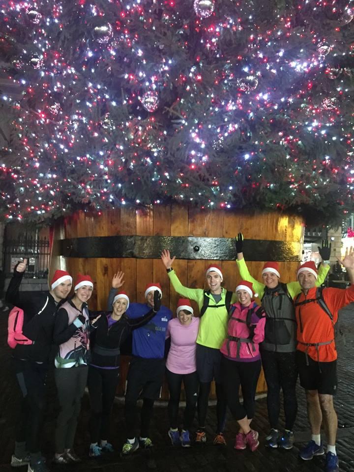 Yule Jog 5k Christmas Lights Running Walking Tour