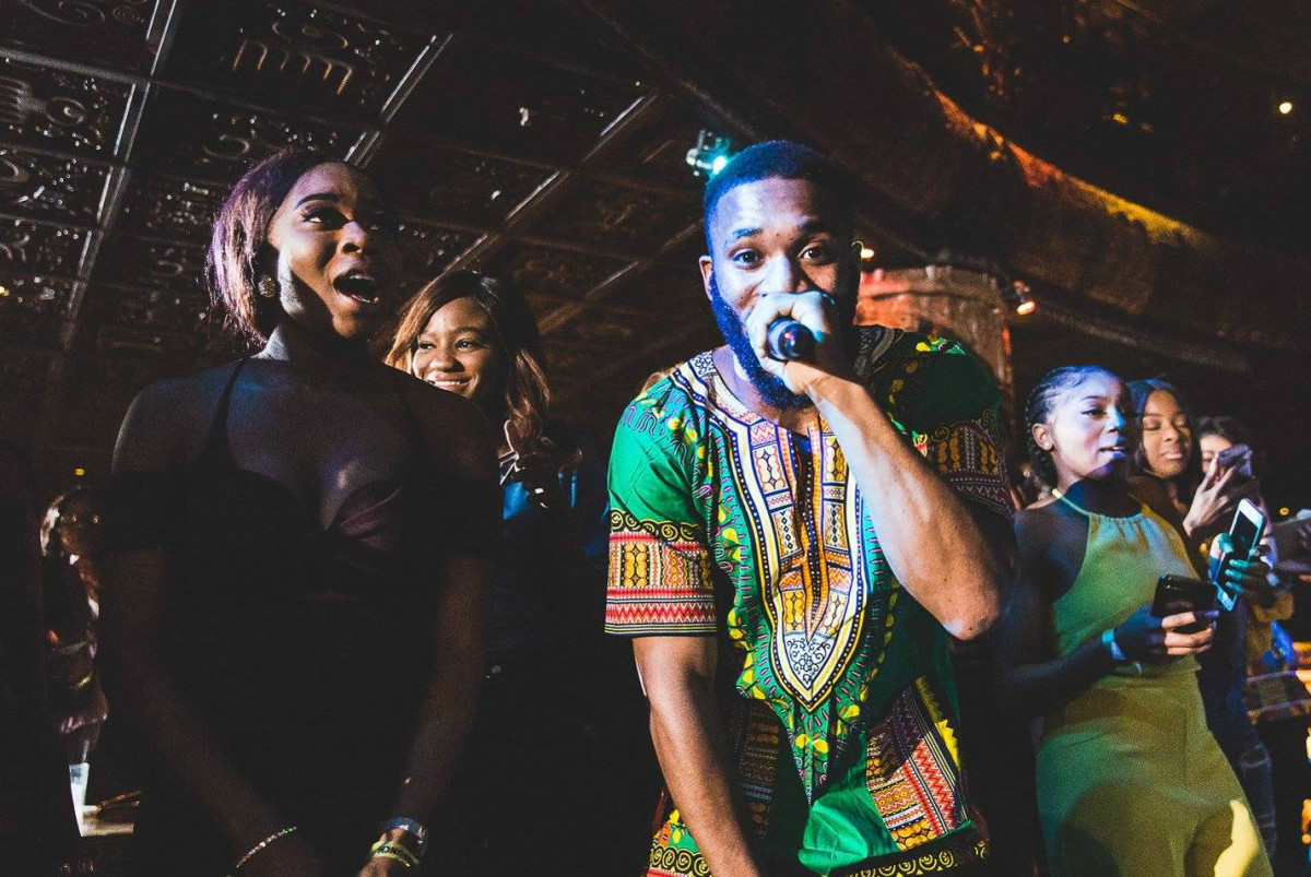 Afrobeat Events in London | Afrobeat Clubbing | DesignMyNight