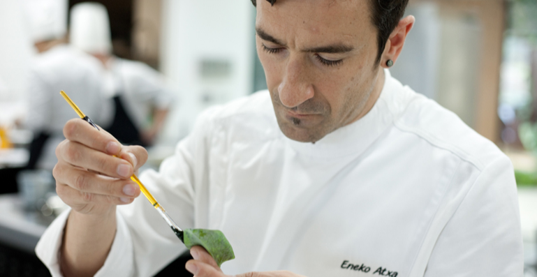 An Evening with 3 Michelin Star Basque Chef Eneko Atxa