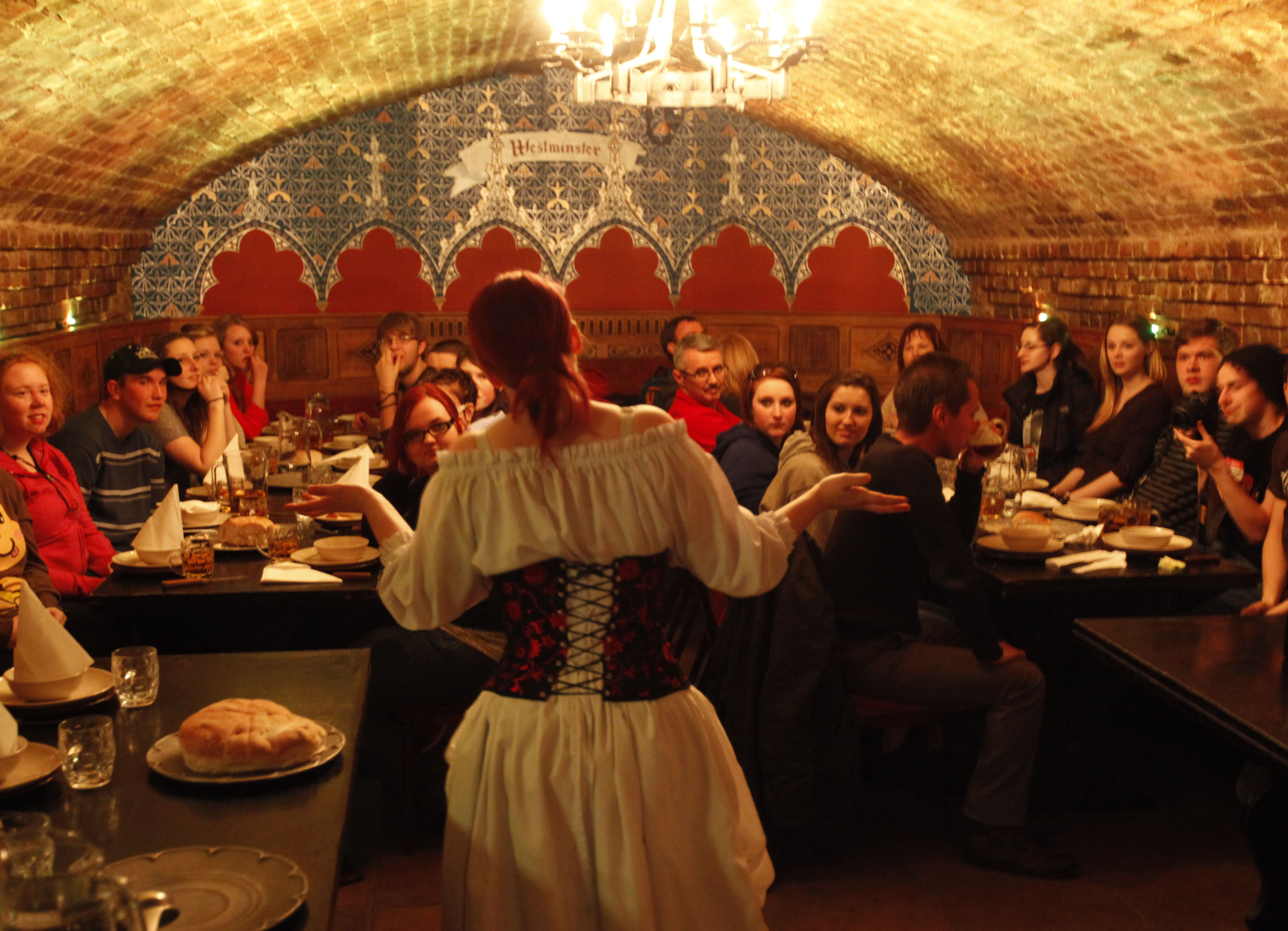 The Medieval Banquet City Of London London Something A