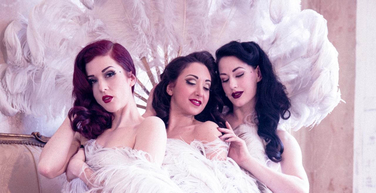 GIN HOUSE BURLESQUE- Valentines Special