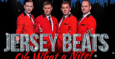 Ultimate Christmas Party Night - The JerseyBeats - Fantastic Frankie Valli and The Four Seasons Tribute Show