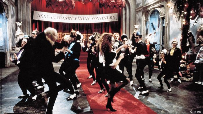 Rocky Horror Show Dance Workshop