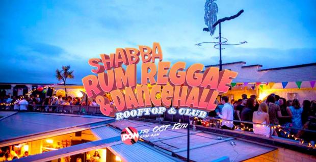 reggae rooftop dancehall rum london designmynight clubs