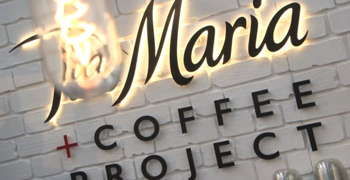 Espresso Martinis with Tia Maria + The Coffee Project