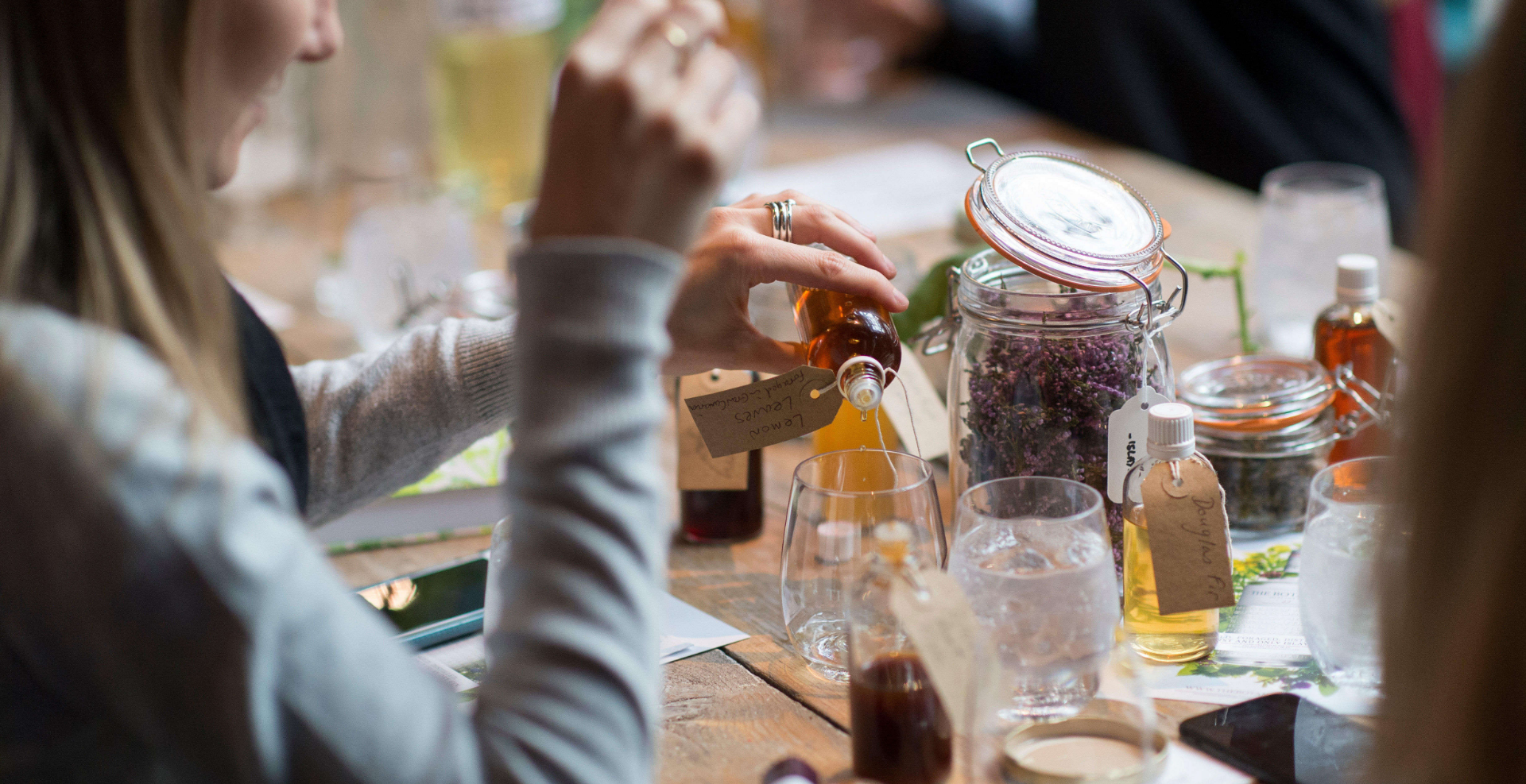 #BeTheBotanist: Foraging experience with The Botanist Gin